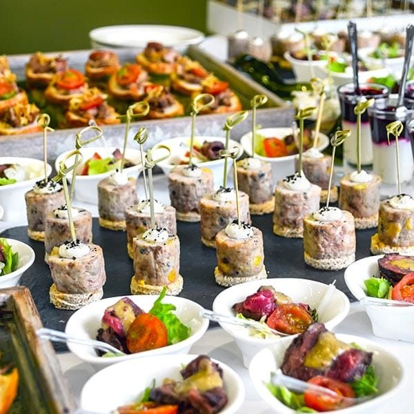 Partyservice-Catering