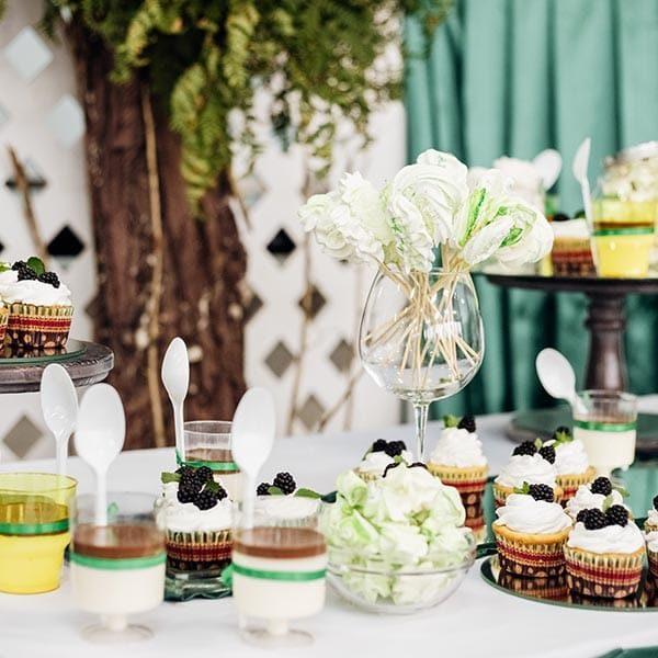 Partyservice-Hochzeit